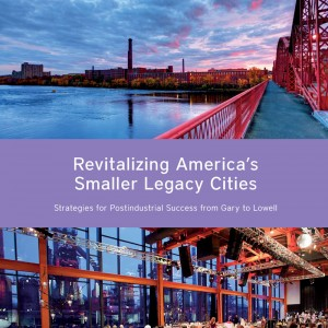 Cover of Revitalizing America's Smaller Legacy Cities